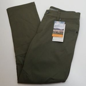 NWT Icebreaker Trailhead Pants - Men's 34 Merino